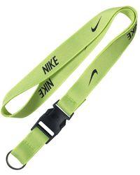 Nike Lanyard - Green