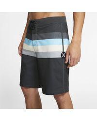 Nike Boardshort Hurley Phantom Jetties 51 cm pour - Noir