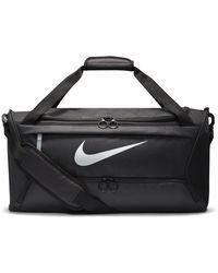 Nike Brasilia Winterized Training Duffel Bag (medium) Black
