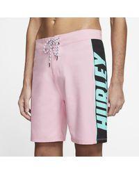 Nike Hurley Phantom Fast Lane -Boardshorts (ca. 46 cm) - Pink