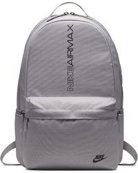 96fae738e0d8 Nike - Air Max Backpack (grey) - Clearance Sale - Lyst