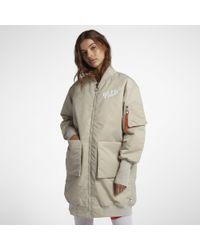 Nike - Sportswear NSW Damenparka - Lyst
