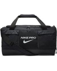 Nike Borsone Pro Vapor Power (medio) - Nero