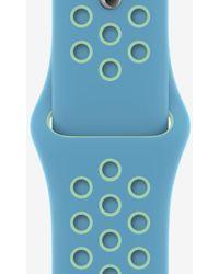 Nike 44mm Sport Band - Regular - Blue