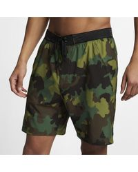 62b91f8337 Nike Hurley Phantom Honu 41cm Boardshorts in Black for Men - Lyst