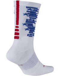 Nike - Elite Crew 4th Of July Basketball Socks - Lyst