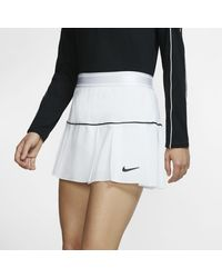 Nike Court Victory Tennis Skirt - White