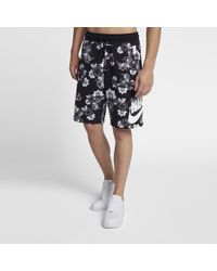 Nike | Sportswear Floral Men's Printed Shorts | Lyst