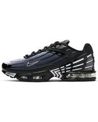 Nike Air Max Plus 3 Sneakers - Zwart