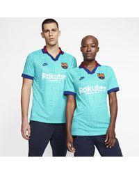 Nike - FC Barcelona 2019/20 Vapor Match Third -Fußballtrikot - Lyst