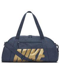 Nike Gym Club Training Duffel Bag - Blue