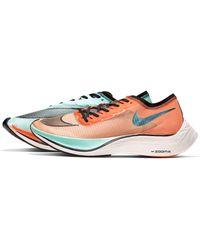 Nike Chaussure de running ZoomX Vaporfly NEXT% - Bleu