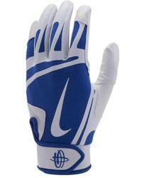 nike huarache batting gloves