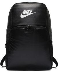 Nike Brasilia Trainingsrucksack - Schwarz
