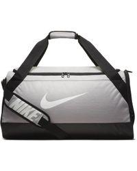 Nike - Brasilia (medium) Training Duffel Bag (grey) - Clearance Sale - e55c243d5b698