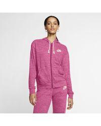 Nike - Sweatà capuche entièrement zippé Sportswear Gym Vintage pour - Lyst