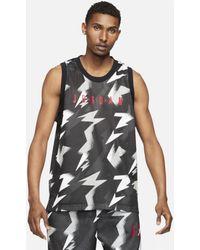 Nike - Maglia stampata Jordan Jumpman - Lyst