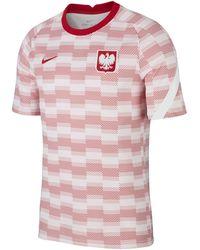 Nike - Polen Kurzarm-Fußballoberteil - Lyst