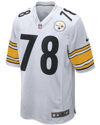 newest 611eb 8cc98 Nike Synthetic Nfl Pittsburgh Steelers Color Rush Legend ...