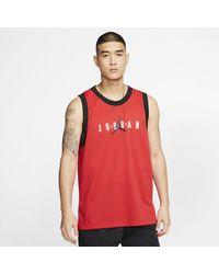 Nike Jordan Jumpman Sport DNA Tanktop - Rot
