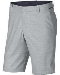 e9838302d Lyst - Nike Flex Men's Slim Golf Shorts in Blue for Men