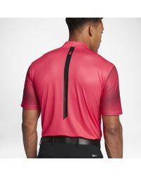 Nike - Tw Dri-fit Men's Standard Fit Golf Polo Shirt - Lyst