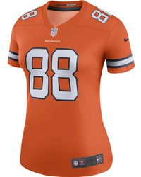 Nike - Nfl Denver Broncos Color Rush Legend (von Miller) Women s Football  Jersey - b913d4c20