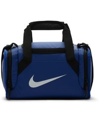 Nike Brasilia Fuel Pack Brotzeittasche - Blau