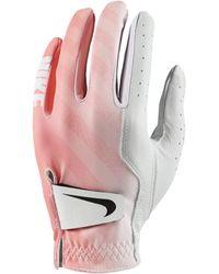 Nike Gant de golf Tech (standard/gaucher) pour - Blanc