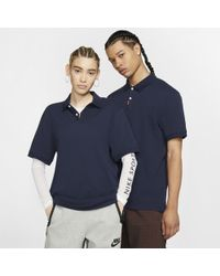 Nike Polo Slim Fit The Polo - Blu