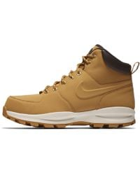 outlet store b3f20 7d937 Nike - Manoa Boot - Lyst
