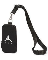 Nike Air Jordan Lanyard Pouch - Black