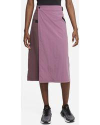 Nike Sportswear Tech Pack Skirt - Purple