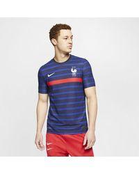 Nike - Fff 2020 Vapor Match Home Soccer Jersey - Lyst