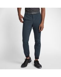 48003dad9401 Lyst - Nike Flex Men s Running Pants in Black for Men
