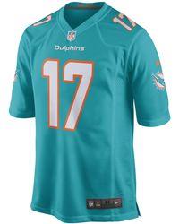Nike - Maillot de football américain NFL Miami Dolphins (Ryan Tannehill) pour Homme - Lyst