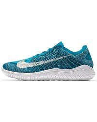 Nike - Free Rn Flyknit 2018 Id Men's Running Shoe - Lyst