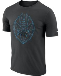 Nike - Dri-fit Icon (nfl Panthers) Men's T-shirt - Lyst