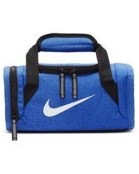Nike Brasilia Fuel Pack Lunch Bag - Blue