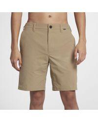 """Nike Shorts 19""""Hurley Dri-FIT Chino - Neutro"""