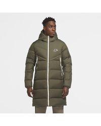 Nike Sportswear Down-fill Windrunner Shield Parka - Green