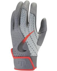 7a5910a9b91b Lyst - Nike Trout Elite Baseball Batting Gloves in Red for Men