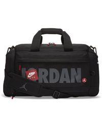 Nike Jordan Duffel Bag Black