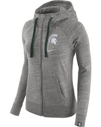 b759dc6e Lyst - Nike Iowa State Cyclones Club Hooded Sweatshirt in Red