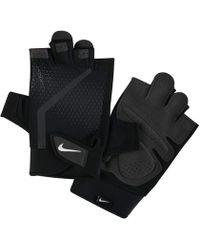 Nike Extreme -Trainingshandschuhe - Schwarz
