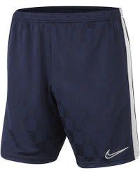 Nike - Short de football Breathe Academy pour Homme - Lyst