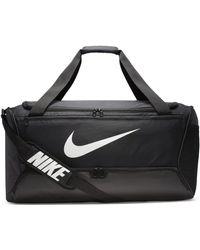 "Nike Sporttasche ""Brasilia Duffel"" - Schwarz"