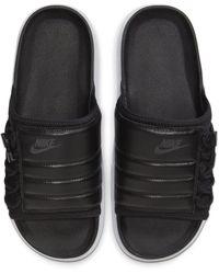 Nike Asuna -Slides - Schwarz