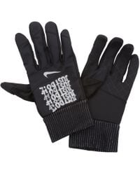 Nike - Gants de running Shield JDI Flash pour Homme - Lyst