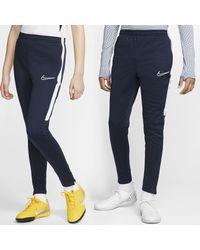 Nike Dri-FIT Academy Fußballhose - Blau